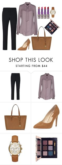 Кэжуал Груша by gala-bell on Polyvore featuring Dsquared2, Chloé, Dorothy Perkins, Michael Kors, Tory Burch, Urban Decay, women's clothing, women's fashion, women and female