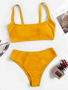 2020 Women Swimsuits Bikini Cute One Piece Bathing Suits 2 Piece Swimsuits For Older Ladies Women'S Strapless One Piece Swimsuit Women Bathing 2 Piece Swimsuits, Cute Swimsuits, Women Swimsuits, Vintage Swimsuits, Bikinis Retro, Bikini Set Sale, Bikinis For Sale, Mode Du Bikini, Bikini Outfits