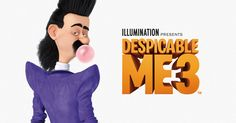 Official movie site for Despicable Me 3, starring Steve Carell and Kristen Wiig. Watch the trailer here. In theaters June 30, 2017.