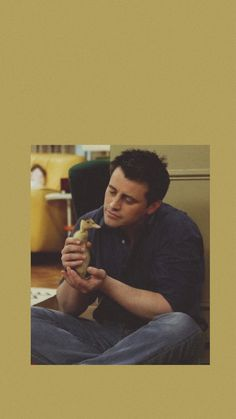 To cute 🥰 Joey Friends, Serie Friends, Friends Cast, Friends Episodes, Friends Tv Show, Friends Scenes, Friends Moments, Friends Forever, Joey Tribbiani