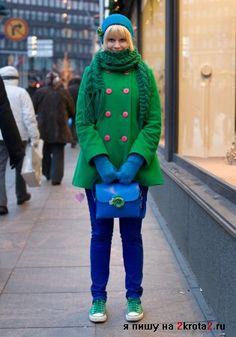 Модники из Финляндии (много фото)