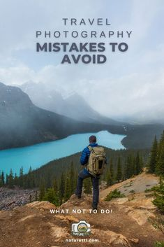 Don't make these travel photography mistakes! With a bit of planning, you can enjoy a trip full of stress-free shooting and epic images. Best Camera For Photography, Photography Bags, Photography Tips For Beginners, Underwater Photography, Photography Tutorials, Wildlife Photography, Amazing Photography, Travel Photography, I Love Sleep