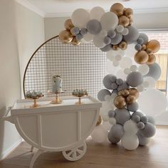 The New Round Backdrop - Moon Gate Mesh - Event Decor Hire Gender Reveal Party Decorations, Birthday Balloon Decorations, Baby Gender Reveal Party, Baby Shower Balloons, Baby Shower Parties, Baby Shower Themes, Baby Boy Shower, Decoration Evenementielle, Wedding Decoration