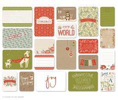 CTMH White Pines PML Cards #ctmhwhitepines