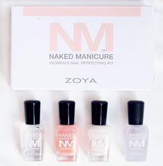 Naked Manicure by Zoya