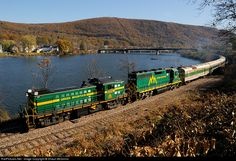 RailPictures.Net Photo: GMRR 405 Green Mountain Railroad Alco RS-1 at Bellows Falls, Vermont by Shaun McGinnis