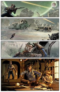 Lucasarts & Dark Horse to publish The Star Wars