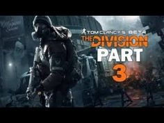 Let's Play Tom Clancy's The Division https://www.youtube.com/watch?v=-Cjxog0-LxM&t=25s