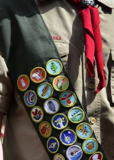 Scouting Resources - Helping Your Son Earn Boy Scout Merit Badges                                                                                                                                                      More