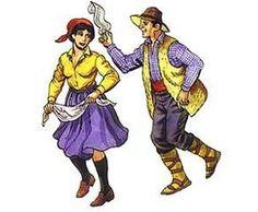 Dibujos Bailes Chile, cueca, jota, Sau Sau, etc Billie Eilish, Folklore, Ronald Mcdonald, Illustration, Fictional Characters, School, Briefs, Mixed Couples, Dance