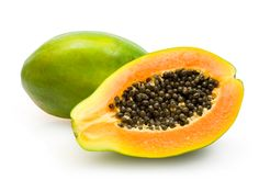 Papaya is one of the best fruits for skin care. Papaya cleanses and make skin to glow in a healthy way. There are much benefits of papaya for skin care. Papaya Tree, Green Papaya, Fast Metabolism Diet, Metabolic Diet, Orange Fruit, Papaya Growing, Fast Growing Trees, Green Juices, Beauty Secrets