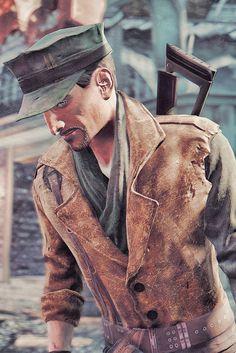 Fallout 4   Robert Joseph MacCready