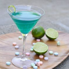 Sweet Tart Martini