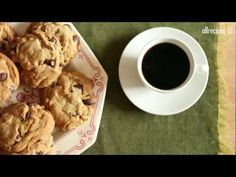 Ciasteczka z groszkami czekoladowymi