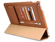iCarer iPad Pro Business Multi-credit cards Tablet PU Leather Case