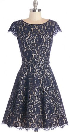 pretty lace overlay dress http://rstyle.me/n/jjdp9r9te