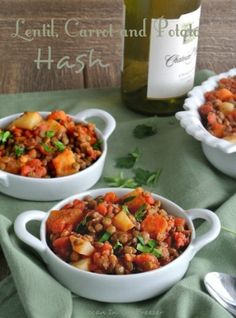 Lentils in two of these recipes -- too funny! They're my ultimate comfort food. 5 Vegan Comfort Foods