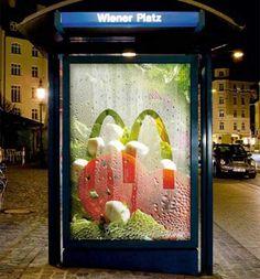 Creative McDonald's Advertising