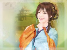 Ancient Chinese Beauty (244)