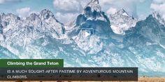 Grand Teton Facts
