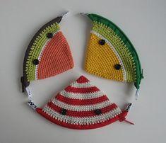 fruit zipper pouches