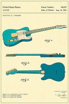 Dating Stratocaster nacke