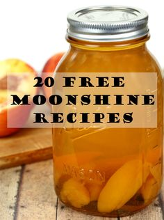 peach-moonshine Moonshine Still Plans, Copper Moonshine Still, How To Make Moonshine, Making Moonshine, Moonshine Whiskey, Homemade Alcohol, Homemade Liquor, Moonshine Recipes Homemade, Alcohol Drink Recipes