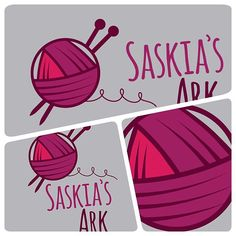 New Logo!!! Made by the incredible @rich_design - gave him my ideas and he created the most amazing design #happy #brand #wow #logo #saskiasark #clever #marketing