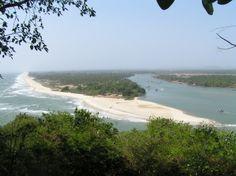 Go in search of remote Betul Beach. Photo credit: Goa Villa