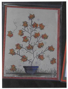 Stamps by Judith: a tree for all seasons stamp
