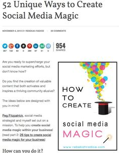 Top 31 Must-Read Social Media Marketing Articles #socialmedia #marketing via Social Media Examiner