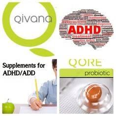 Take a natural approach to ADHD management with Qivana's Qore System.