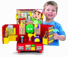 Fisher-Price Disney's Handy Manny Roland Tool Center * Be sure to check out this awesome product.
