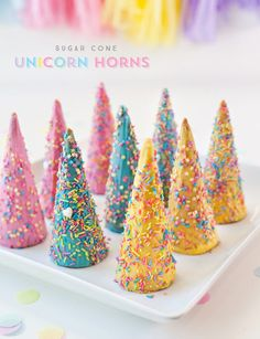 Unicorn Party Food -