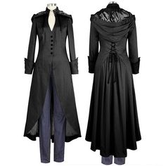 Dueler's Victory Jacket - Valkyrie Apparel Plus Size Clothes Victorian Coat, Gothic Coat, Plus Size Coats, Shopping Hacks, Plus Size Women, Corset, Chic, Jackets, Pvc Pipe