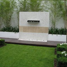 Modern Garden Design, Pictures, Remodel, Decor and Ideas - page decorating before and after Urban Garden Design, Contemporary Garden Design, Contemporary Landscape, Landscape Design, Garden Design Pictures, Potager Garden, Herbs Indoors, Family Garden, Modern Landscaping