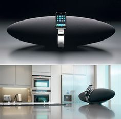 The Zeppelin Sound System for iPod: Only The Best from Bowers & Wilkins