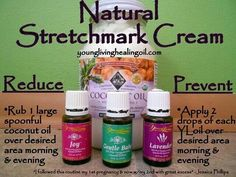 Strechmark cream