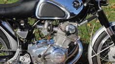 1966 Honda Super Hawk - 7