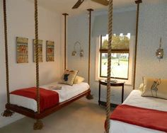 Home hanging beds Design Ideas, Pictures, Remodel and Decor