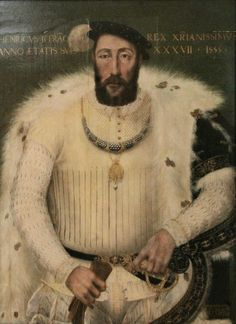 Henri II. Great accessories.