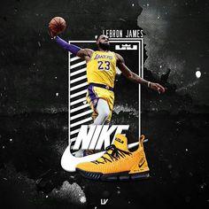 Lebron James Lakers, Lebron 16, Nike Lebron, Lebron James Wallpapers, Sports Graphics, King James, Basketball Players, Designer Wallpaper, Lion
