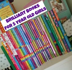 Brilliant Books for 5 Year Old Girls The Ultimate Party Week 51