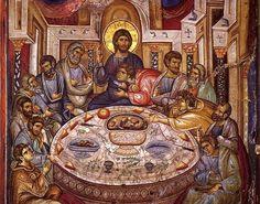 Mystical Supper - Vatopedi