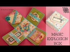 Regalos para el Día de la Madre, Caja Mágica Explosiva, Magic Explosion Box, Magic Box - YouTube