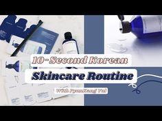 Trying Korean Skincare - Pyunkang Yul [StyleKorean] | #Shorts - YouTube