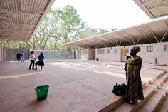 National Park of Mali / Kere Architecture Mali Architecture Francis Diebedo Kere