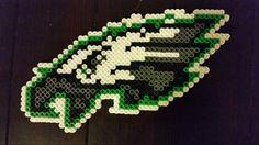 Philadelphia Eagles Perler Beads
