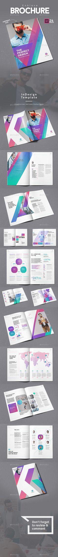 Enklave Brochure - Corporate Brochures