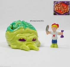 Mighty Max Dr. Zygote (3)